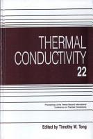 Thermal Conductivity 22 PDF