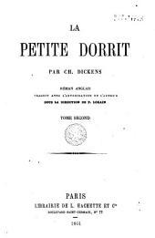 La Petite Dorrit: roman anglais