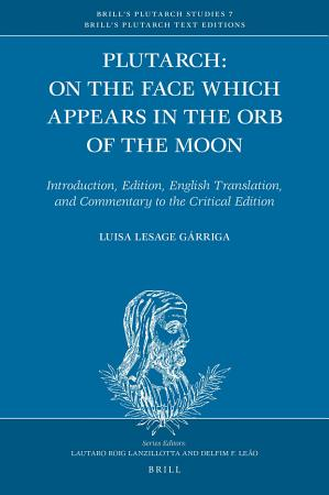 Plutarch  On the Face which Appears in the Orb of the Moon PDF