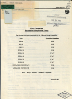 First Generation Residential Compliance Forms
