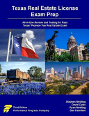 Texas Real Estate License Exam Prep