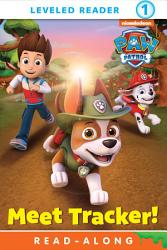 Meet Tracker Paw Patrol  Book PDF