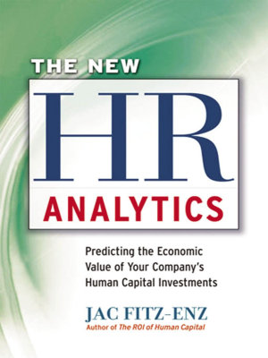 The New HR Analytics PDF