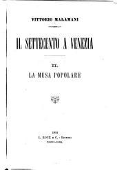Il settecento a Venezia: La musa popolare