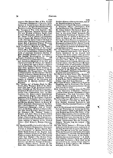 Putnam's Monthly Magazine of American Literature, Science and Art