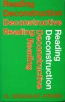 Reading Deconstruction  Deconstructive Reading PDF