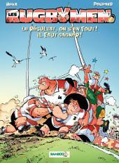 Les Rugbymen - tome 7 - Le résultat, on s'en fout ! Il faut gagner !
