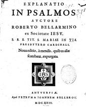 Explanatio in psalmos