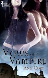 Vows of a Vampire