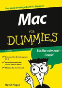Mac f  r Dummies PDF