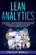 Lean Analytics Book PDF