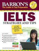 Barron s IELTS Strategies and Tips PDF