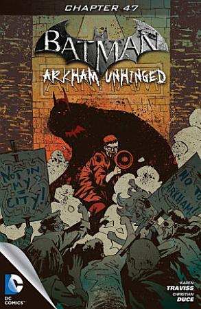 Batman  Arkham Unhinged  47 PDF