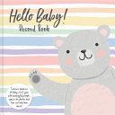 HELLO BABY! RECORD BOOK.
