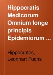 Epidemiorum Liber Sextus