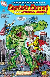 Captain Carrot and the Final Ark (2007-) #2