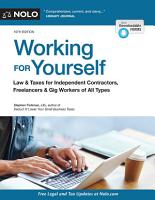 Working for Yourself PDF