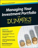Managing Your Investment Portfolio For Dummies   UK PDF