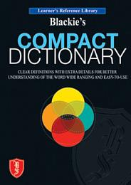 Blackie's Compact Dictionary