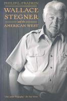 Wallace Stegner and the American West PDF