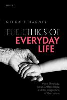 The Ethics of Everyday Life PDF