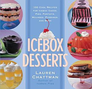 Icebox Desserts Book