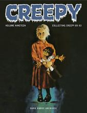 Creepy Archives Volume 19: Volume 19