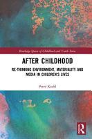 After Childhood PDF