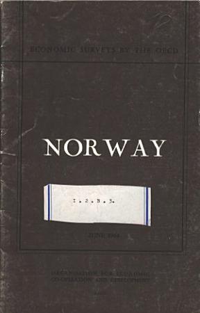 OECD Economic Surveys  Norway 1964 PDF