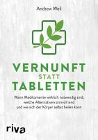 Vernunft statt Tabletten PDF