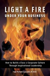 Light a Fire Under Your Business: How to Build a Class 1 Corporate Culture Through Inspirational Leadership: How to Build a Class 1 Corporate Culture through Inspirational Leadership