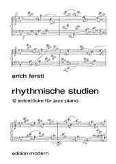 Rhythmische Studien: Single Songbook