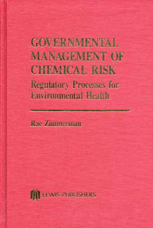 Governmental Management of Chemical Risk