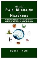 Cbd Oil for Pain Migraine and Headache PDF