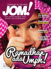 Isu 5 - Majalah Jom!: Ramadhan Ada Umph!