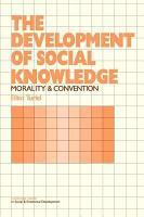 The Development of Social Knowledge PDF