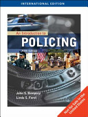 An Introduction to Policing, International Edition