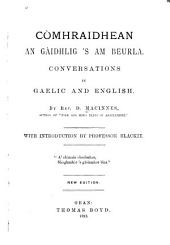 Conversations in Gaelic and English