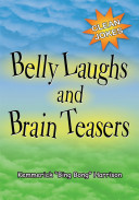 Belly Laughs and Brain Teasers Book