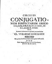 Institutiones linguae ebraeae,: noviter recognitae et auctae. Accessit harmonia perpetua aliarum linguarum orientalium, Chaldaeae, Syrae, Arabicae, Aethiopicae,