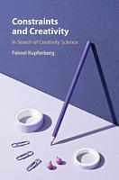 Constraints and Creativity PDF