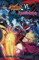 Street Fighter Vs Darkstalkers Vol 1