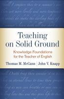 Teaching on Solid Ground PDF