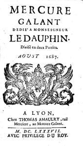 Le mercure galant: 1687, 8
