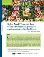 Higher Food Prices and TheirPossible Impact on Agricultere in Latin America and the Caribbean PDF
