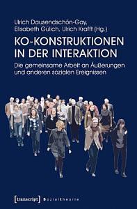 Ko Konstruktionen in der Interaktion PDF