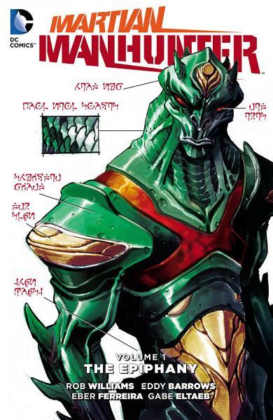 Martian Manhunter Volume 1