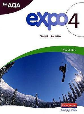 Expo 4 AQA Foundation Student Book PDF