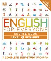 English for Everyone  Level 2  Beginner  Course Book PDF