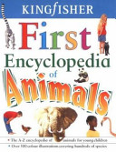 First Encyclopedia of Animals PDF
